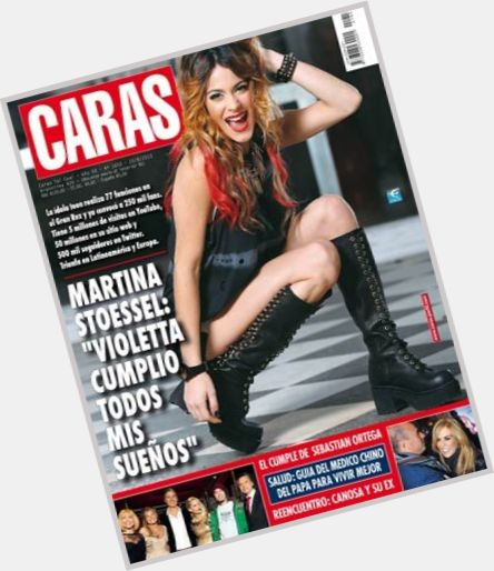 Martina Stoessel full body 8