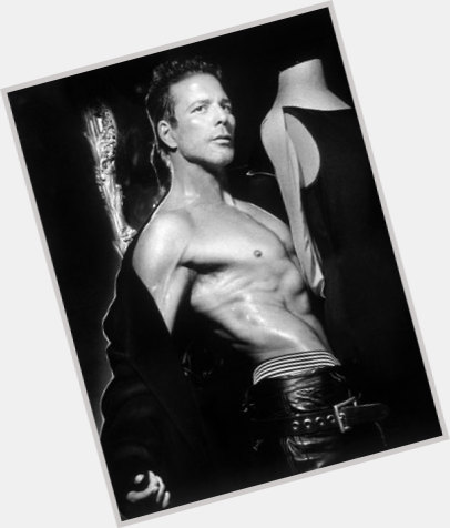 Mickey Rourke exclusive hot pic 3