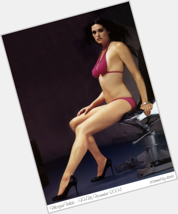 Morgan Webb full body 10