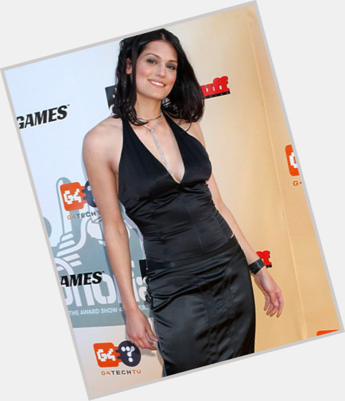 Morgan Webb full body 5