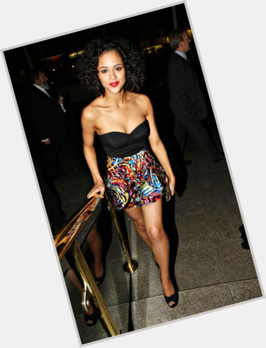 Nathalie Emmanuel exclusive hot pic 7