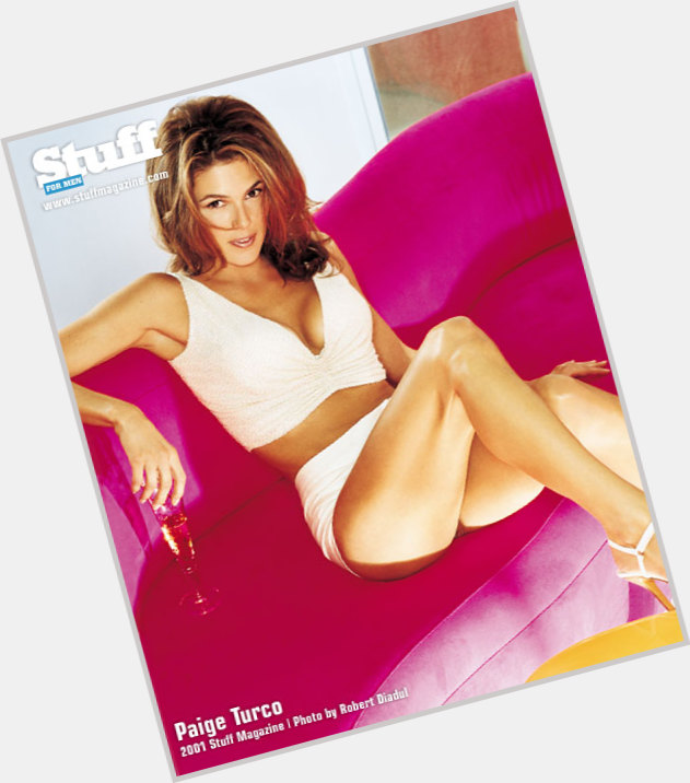 Paige Turco exclusive hot pic 3