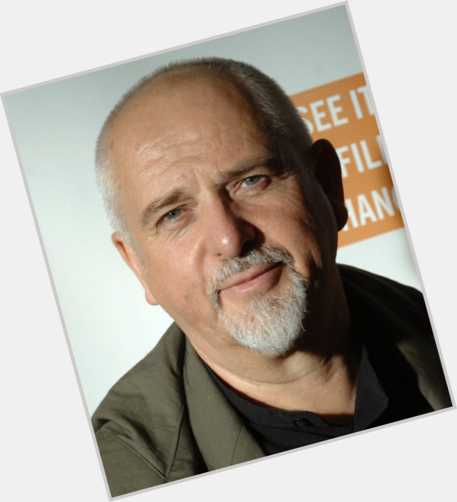 Peter Gabriel exclusive hot pic 3