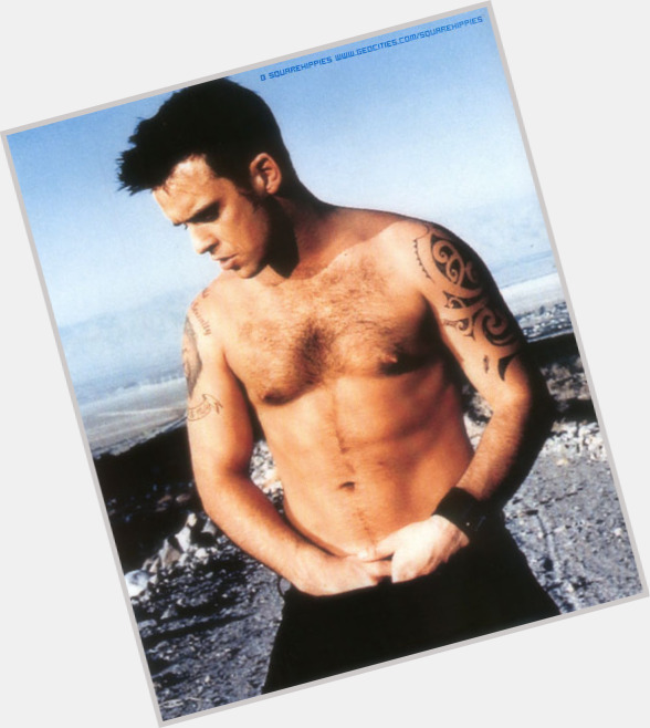 Robbie Williams sexy 2