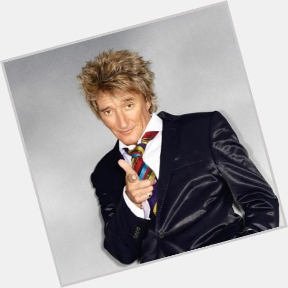 Rod Stewart birthday 2015