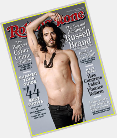 Russell Brand sexy 2