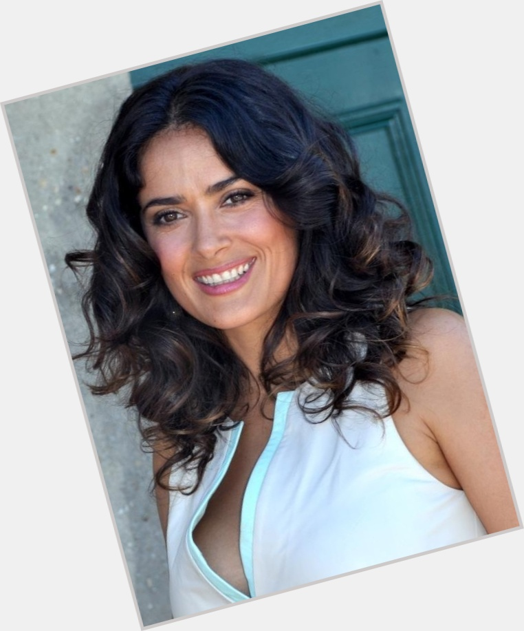 Salma Hayek birthday 2015