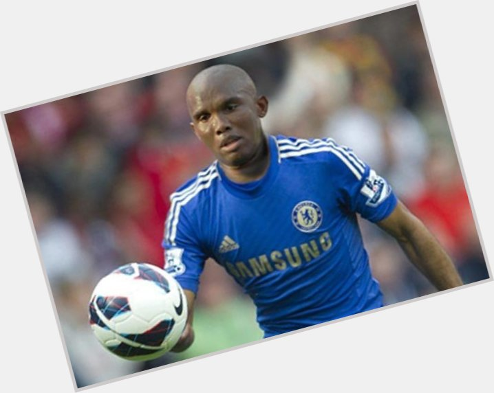 Samuel Eto O birthday 2015