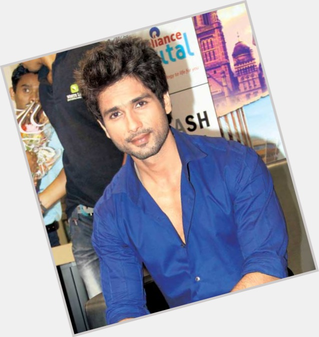 Shahid Kapoor full body 1