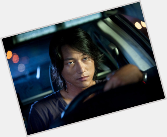 Sung Kang full body 3