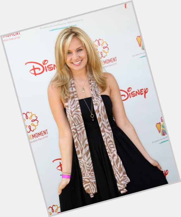 Tiffany Thornton full body 5
