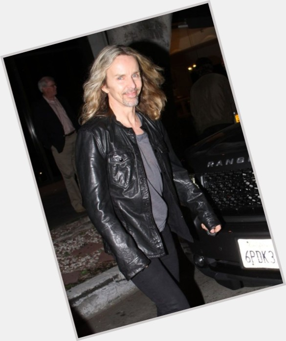 Tommy Shaw Full Body 3