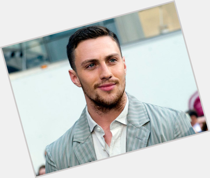 Aaron Taylor Johnson birthday 2015