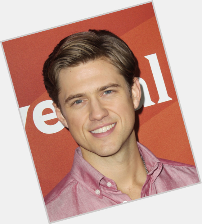 Aaron Tveit birthday 2015
