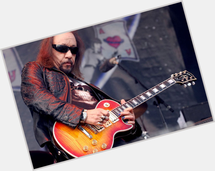 Ace Frehley birthday 2015
