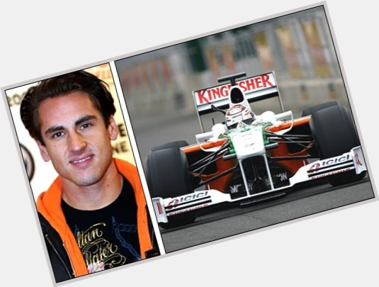 Adrian Sutil birthday 2015