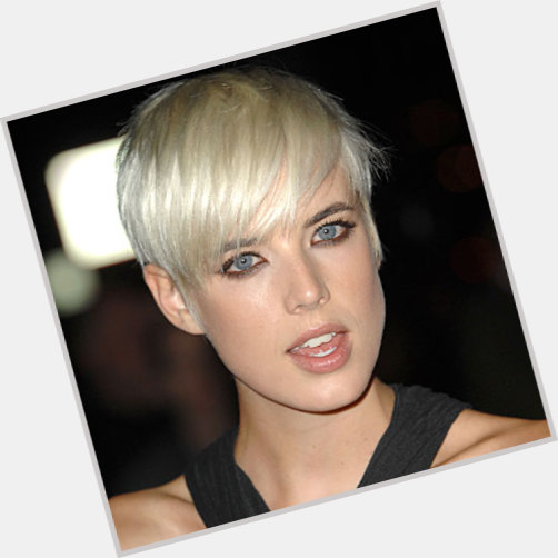 Agyness Deyn birthday 2015