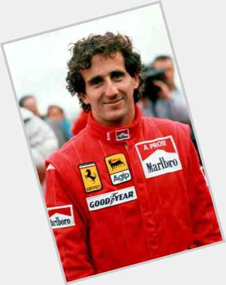 Alain Prost birthday 2015