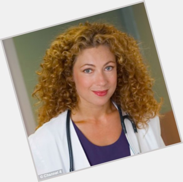 Alex Kingston birthday 2015