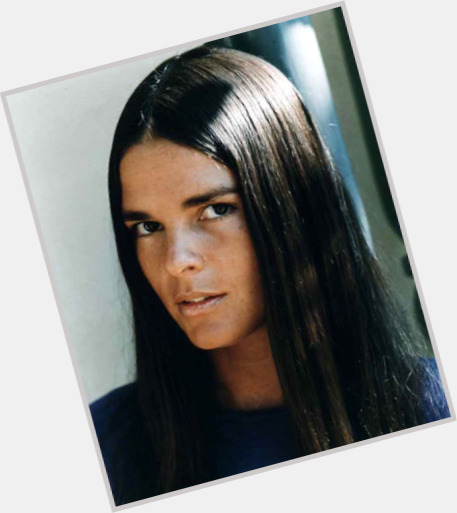 Ali Macgraw birthday 2015