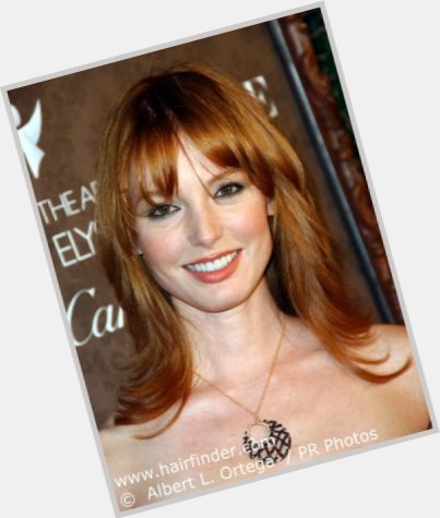 Alicia Witt birthday 2015