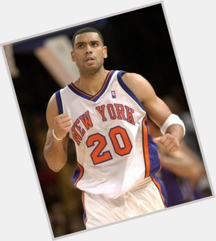 Allan Houston birthday 2015