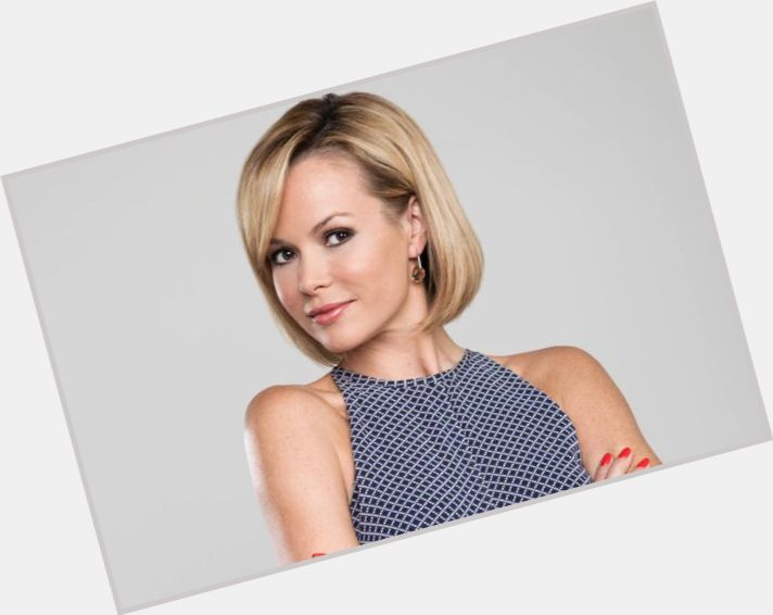 Amanda Holden birthday 2015