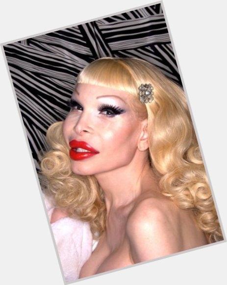 Amanda Lepore birthday 2015