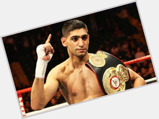 Amir Khan birthday 2015