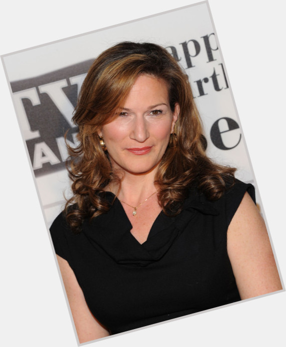 Ana Gasteyer birthday 2015