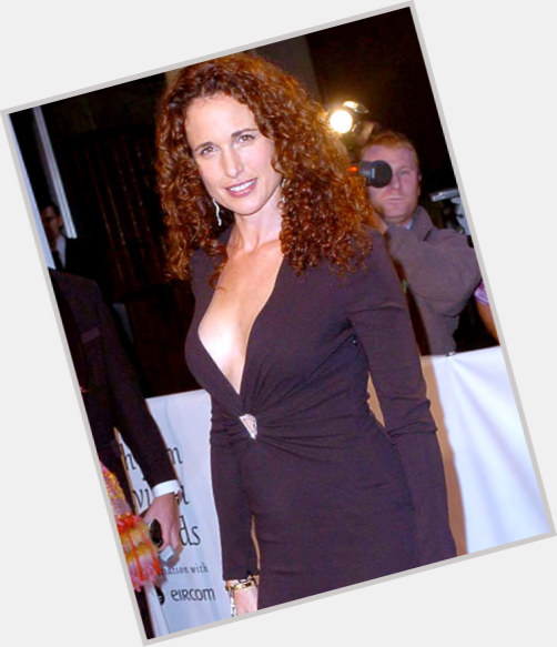andie macdowell groundhog day 2