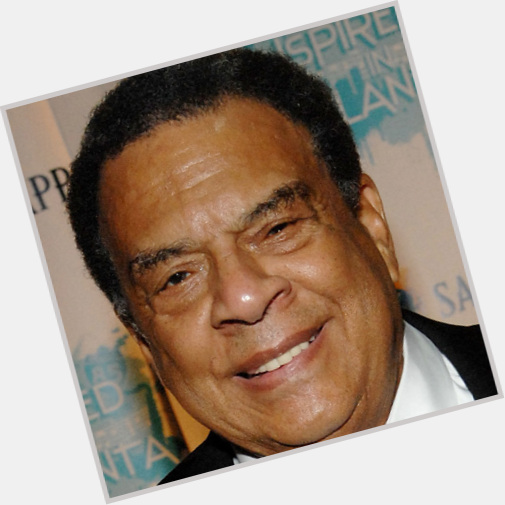 Andrew Young birthday 2015