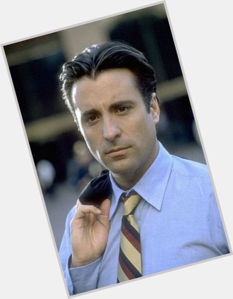 Andy Garcia birthday 2015