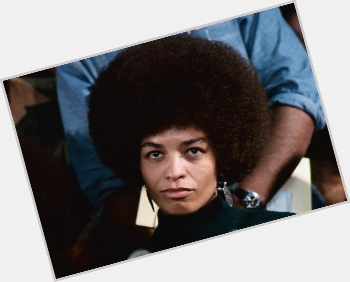 Angela Davis birthday 2015
