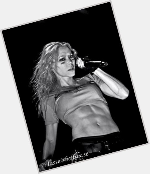 Angela Gossow birthday 2015