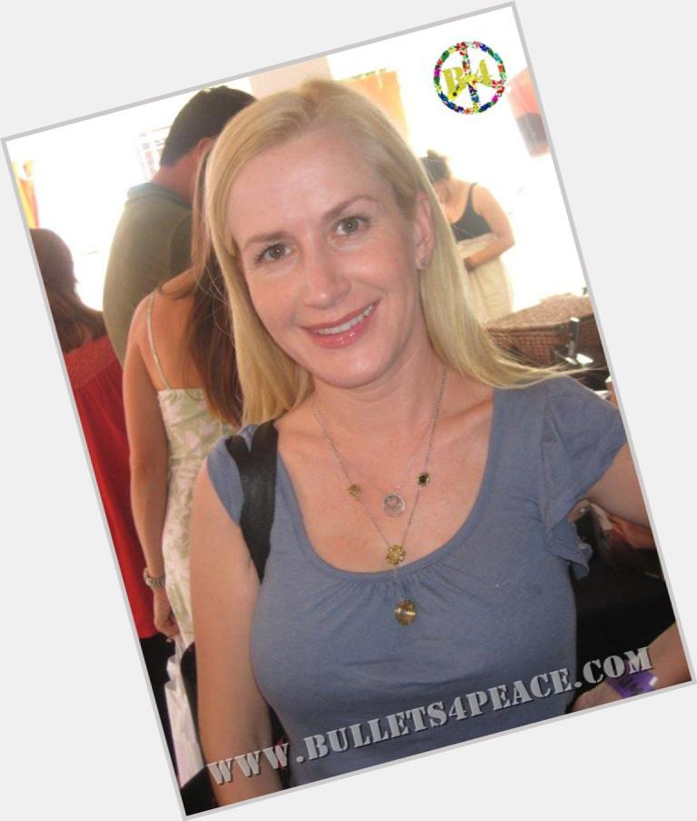 Angela Kinsey birthday 2015