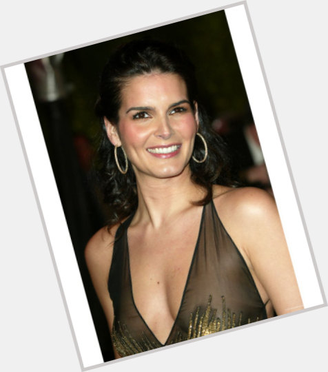 Angie Harmon birthday 2015