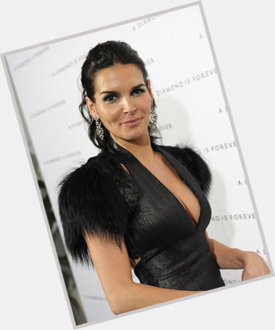 Angie Harmon's Birthday Celebration | HappyBday.to