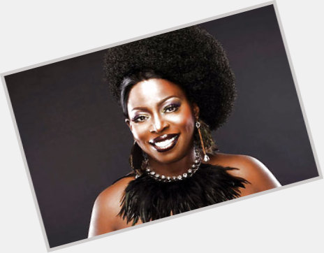 Angie Stone birthday 2015