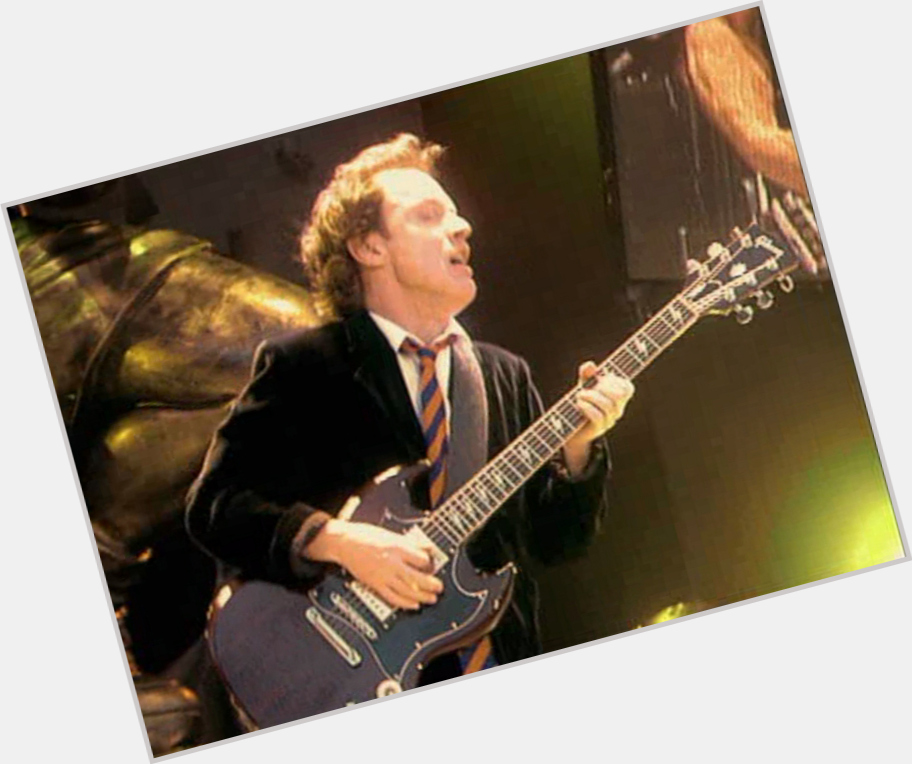 Angus Young birthday 2015