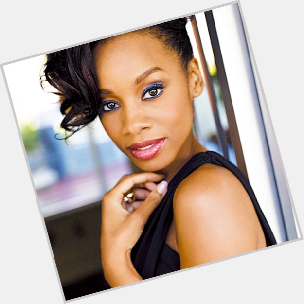 Anika Noni Rose birthday 2015