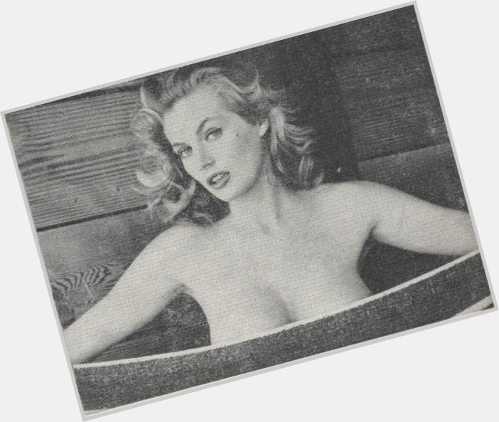 Anita Ekberg birthday 2015