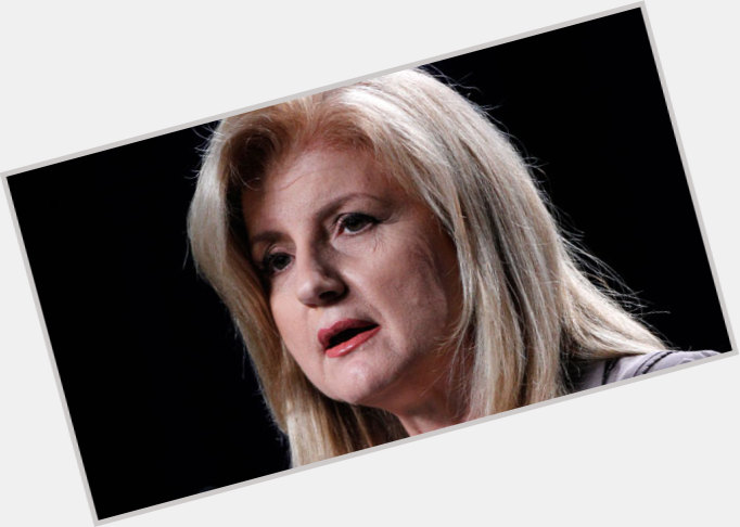 Arianna Huffington birthday 2015