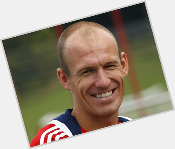 Arjen Robben birthday 2015