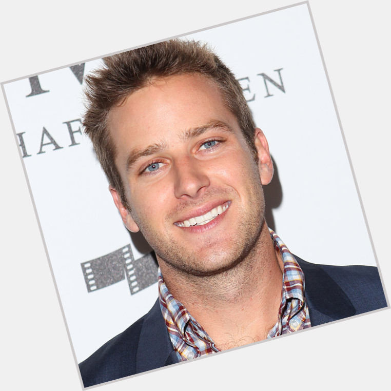 Armie Hammer birthday 2015