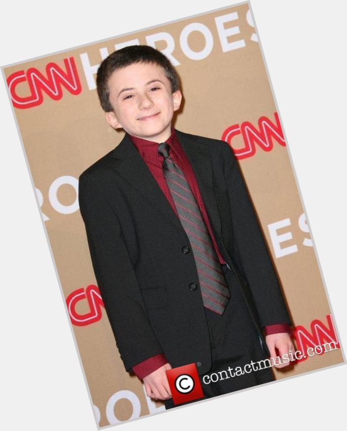 Atticus Shaffer birthday 2015