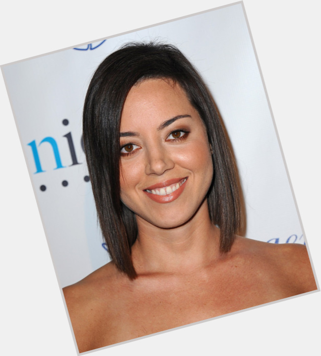 Aubrey Plaza birthday 2015