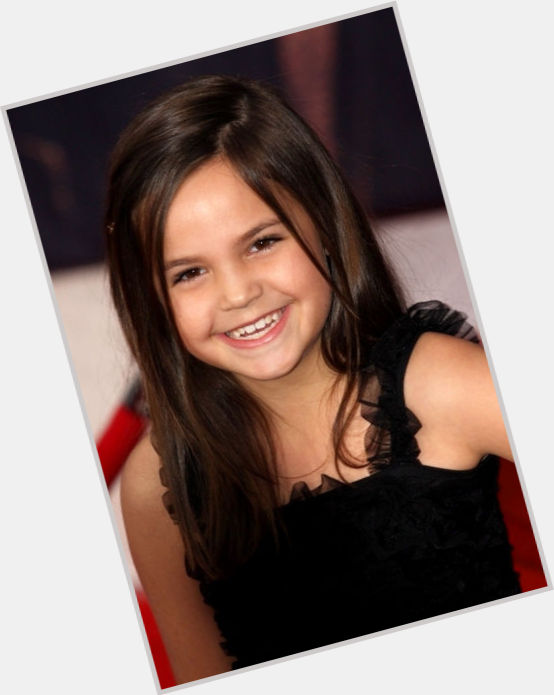 Bailee Madison birthday 2015