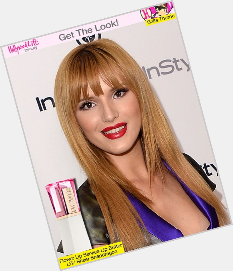 Bella Thorne birthday 2015