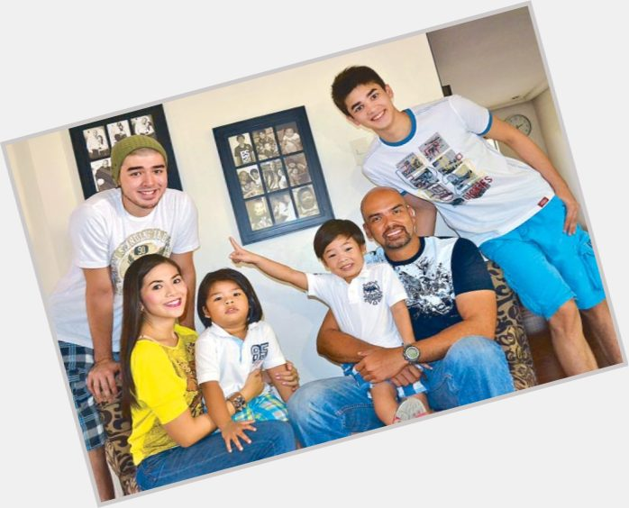 Benjie Paras birthday 2015